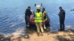 Zoekactie naar vermiste zwemmer in Brasschaat opgeschort