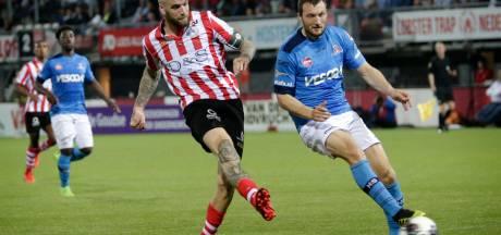 Veldwijk zonder contract als Sparta niet promoveert