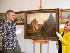 Met 'gepaste stilte' kreeg Rhenen zijn stadspoort dankzij een oplettende conservator