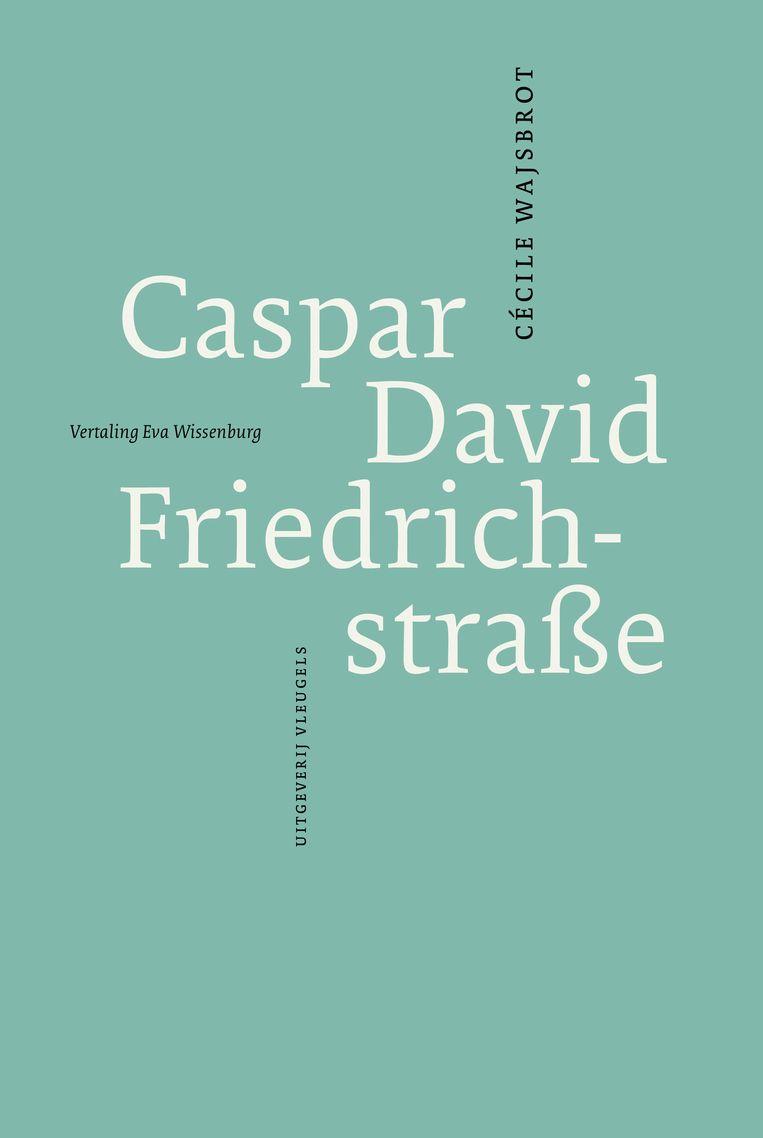 Cécile Wajsbrot; Caspar David FriedrichStraße. Uit het Frans vertaald door Eva Wissenburg. Vleugels; € 22,90. Beeld