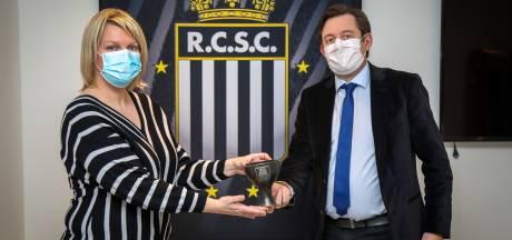 Le Sporting de Charleroi vient en aide à un acteur économique de la région