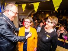 Tweelingzussen Liesbeth en Mieke Nobel krijgen koninklijk lintje