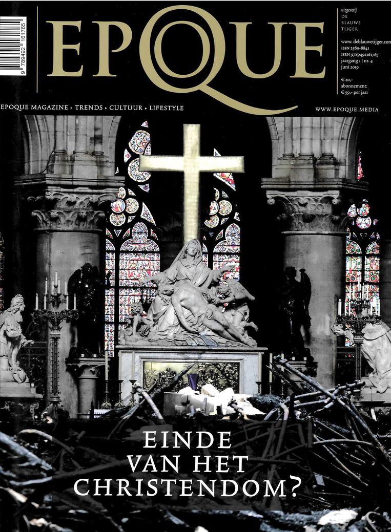 Epoque Magazine. Beeld