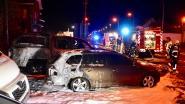 Vermeend triootje zou aanleiding geweest zijn van brandstichting bij garage: dader riskeert 2 jaar cel