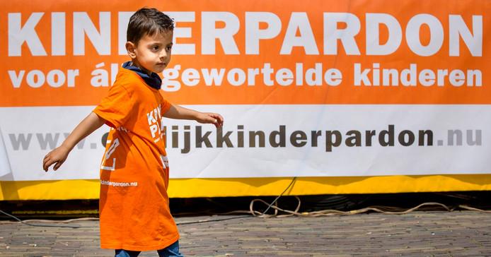 Den Haag wordt kinderpardongemeente