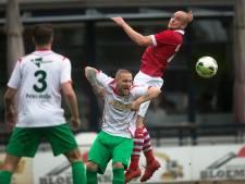 Marvin van den Born: '250 wedstrijden voor WAVV haal ik nog net'