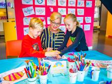 Bijzondere creaties van mondkapjes in Museum De Voorde