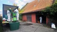 Cannabisplantage opgedoekt op 50 meter van speelplein Den Dijk