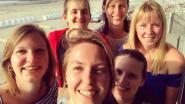 """Zes vriendinnen herdenken aan kanker overleden Evi met benefiet: """"Ze stond voor iedereen klaar"""""""