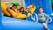 Niel Plage krijgt gewijzigde start: springkastelenfestival vervangt beachsoccertornooi