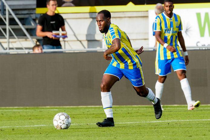 Vurnon Anita speelt dit seizoen voor RKC Waalwijk.