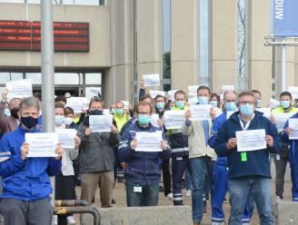 """Personeel kerncentrale voert actie tegen aangekondigde sluiting: """"Niet alleen jobs in gevaar maar ook bevoorrading"""""""