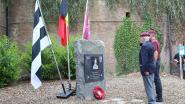 Gedenkteken kolonel Blondeel ingehuldigd
