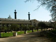 Le parc de Laeken, coûteux pour l'État mais fermé au public