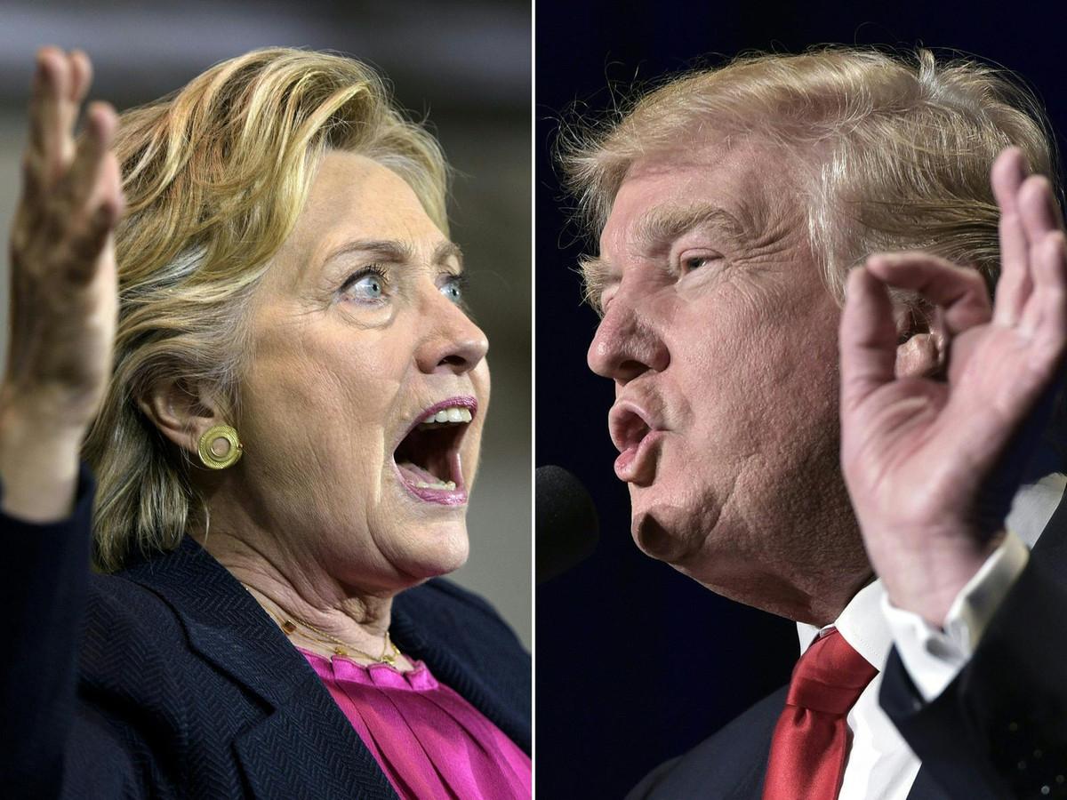 Hillary Clinton s'inquiète de la gestion par Donald Trump de la crise du coronavirus.