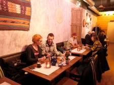 Eten met de handen: een 7,0 voor restaurant Gezana in Einhoven