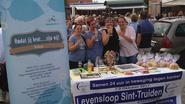 Betse Rust en Sint-Elisabeth's Dal zamelen 5.000 euro in voor Levensloop