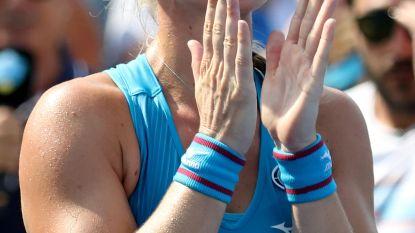 Oranje boven in finale Cincinnati: Bertens vloert Halep - Flipkens sneuvelt in New Haven - Elise Mertens grijpt naast zevende dubbeltitel