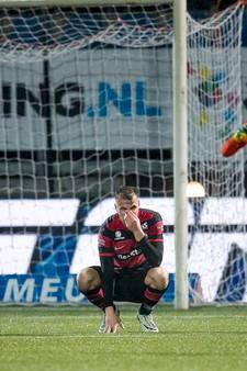 FC Den Bosch doet zich tekort tegen De Graafschap