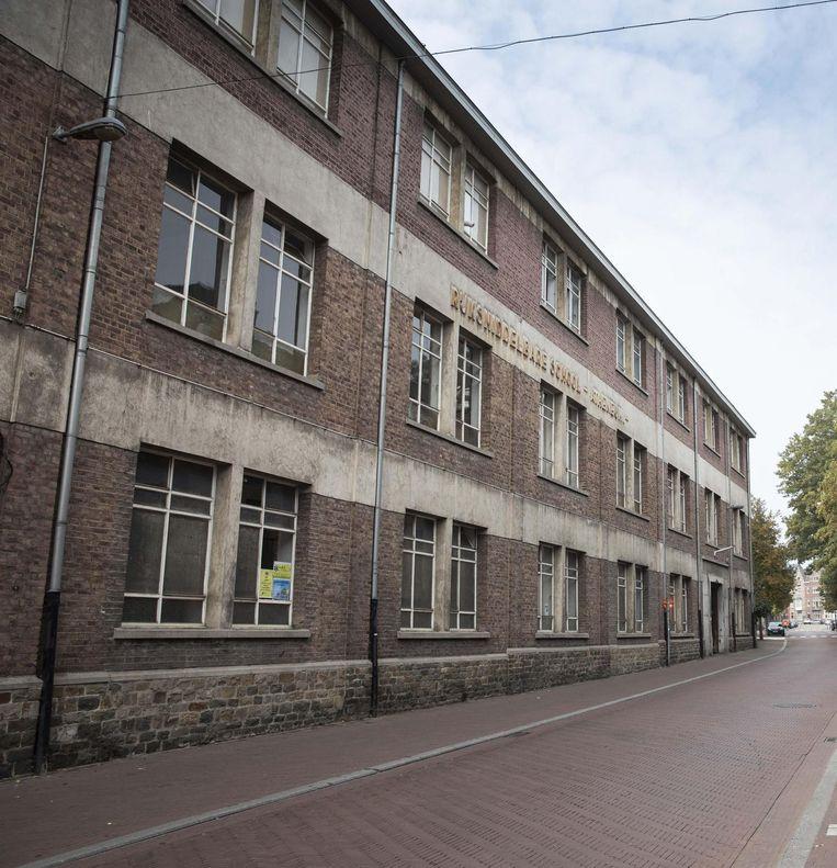 Het Oud-Atheneum in de Zoutstraat.