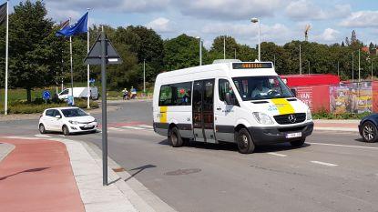 Shuttlebus tussen Nederhem en centrum Halle wordt eind november geëvalueerd