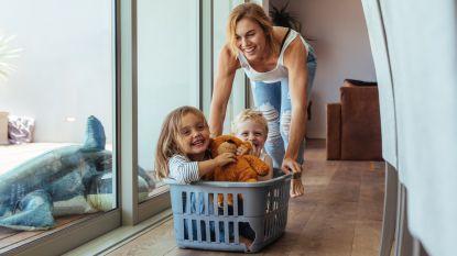 Kleine wasjes, grote wasjes: 7 wastips voor ouders