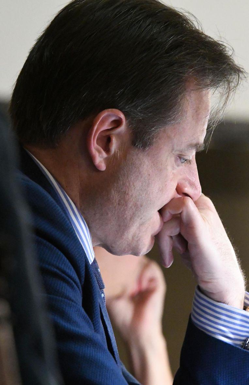 Burgemeester Bart De Wever (N-VA) bijt op zijn nagels.