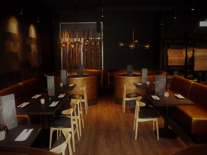 Japans restaurant Shizen in het Paleiskwartier