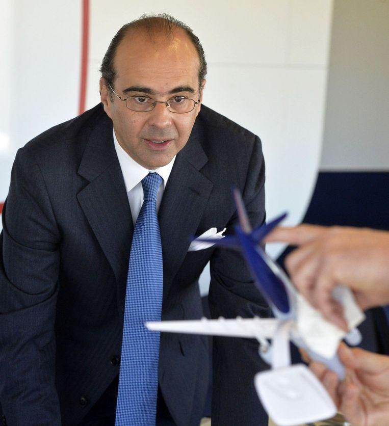 """Bernard Gustin: """"""""Was Brussels Airlines gestopt met vliegen, dan was alle hulp weggevallen""""."""