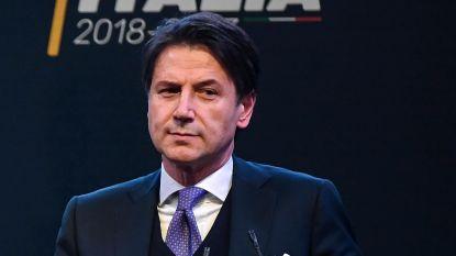 Rechtenprofessor Giuseppe Conte voorgedragen als nieuwe Italiaanse premier