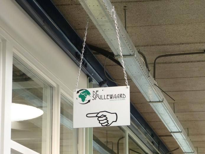 Kringloopwinkel De Spullewaard in Zaltbommel.