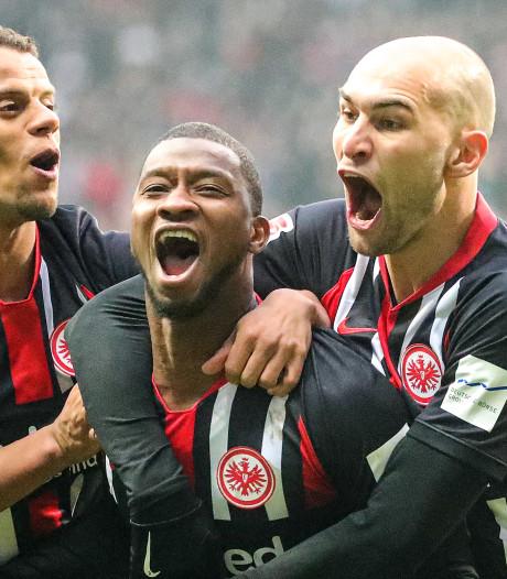 Koploper RB Leipzig komt prachtgoal Touré niet te boven tegen Frankfurt