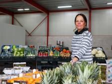 Groente- en fruitwinkel in Zevenbergen moet stoppen: 'Dit past niet op een bedrijventerrein'