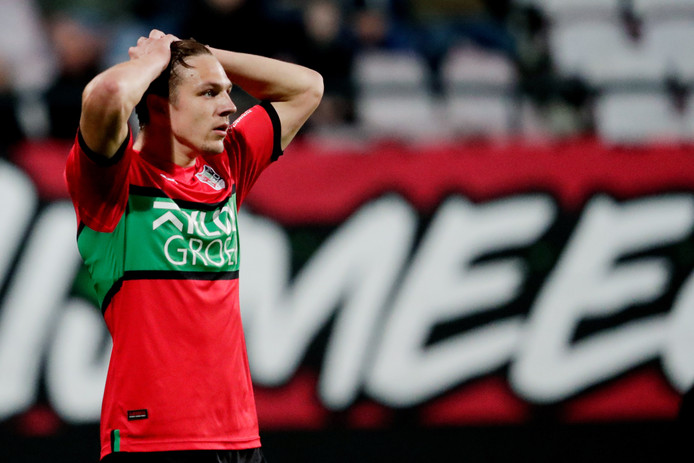Josef Kvida is net op tijd hersteld van de enkelblessure die hij maandag tegen Jong FC Utrecht opliep.