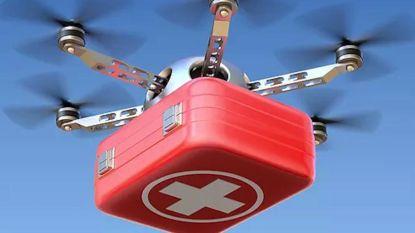 GZA zet drones in om medicijnen en bloedstalen te vervoeren