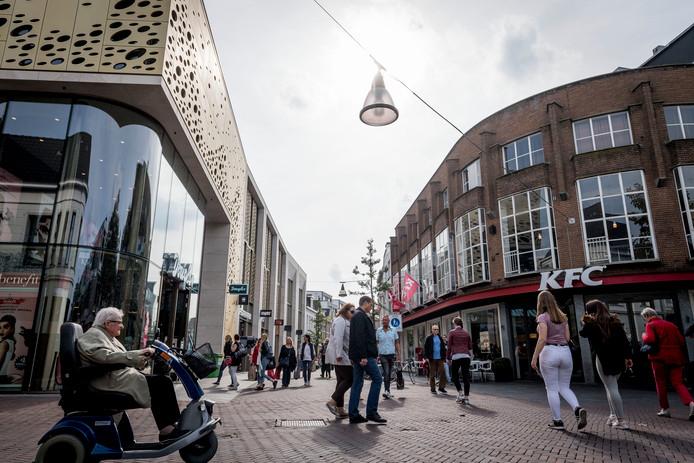 De elfde vestiging van Snipes in Nederland werd in mei geopend aan de Kalanderstraat