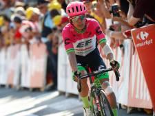 Uran start niet in twaalfde rit naar Alpe d'Huez