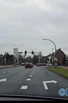 Politie Borne laat nut van sirenes zien via indrukwekkende video