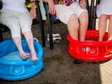 Ziekenhuizen zien ondanks hitte weinig patiënten met warmteklachten: 'Wel ongelukjes op de trampoline of bij het zwembad'