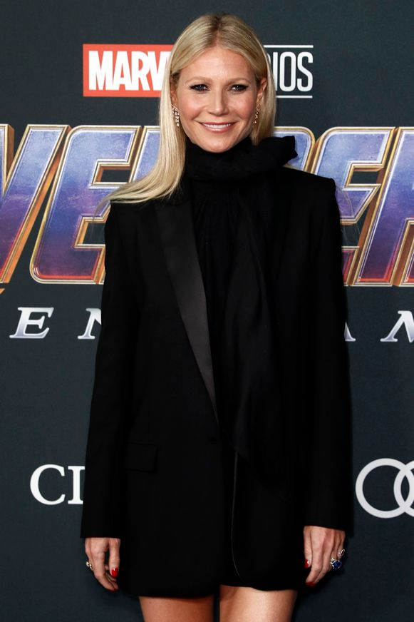 Gwyneth Paltrow alias Pepper Potts, het liefje van Iron Man.