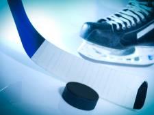 Ton van Bommel geeft ijshockeyclinic voor KWF