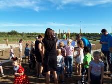 Ewijk heeft dankzij buurtbewoners nieuwe speeltuin