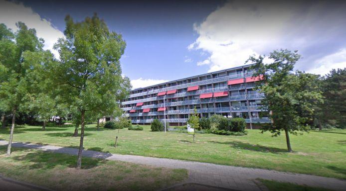 Het voormalige bejaardencentrum Heidestein in Heelsum.