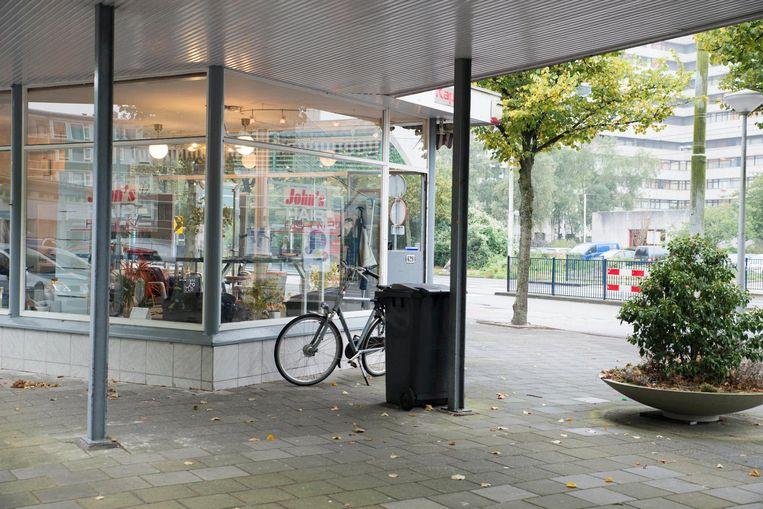 Staalmanplein in Nieuw-West Beeld Charlotte Odijk