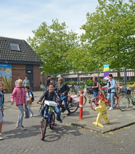 Schoolbestuur trekt aan de bel over onveiligheid kinderen in Bruinisse na nieuwbouw supermarkt
