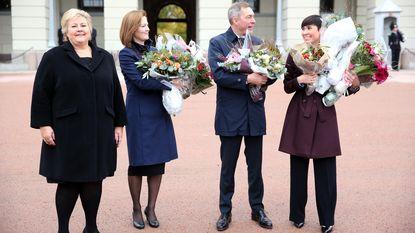 Drie zwaarste ministerposten in Noorwegen naar vrouwen