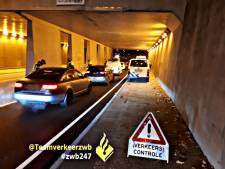 Opnieuw honderden bestuurders onderworpen aan blaastest in Breda