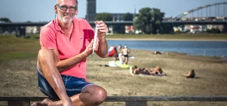 Weerman Mark over hittegolf dag 9 'Nu al historisch warm, maar of het de langste hittegolf wordt...?'
