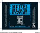 9,5% Black Bastard - Muifelbrouwerij - Oss BLB2020