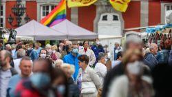 """""""Nieuwe broeihaard in Sint-Truiden"""", zegt viroloog Marc Van Ranst, maar... Sint-Truiden weet van niets"""